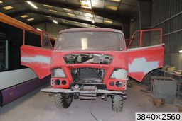 restauration 2019 FITT CITROEN4X4 (2019)