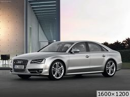 Audi A8 D4 S8 (2012)