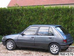 Peugeot 205 Dturbo (1991)