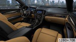Cadillac ATS  (2012)