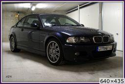 BMW M3 E46 (2002)