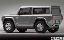 Ford Bronco (2004)