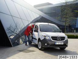 Mercedes Citan (2012)
