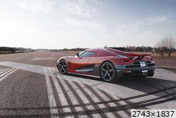 Koenigsegg Agera R (2013)