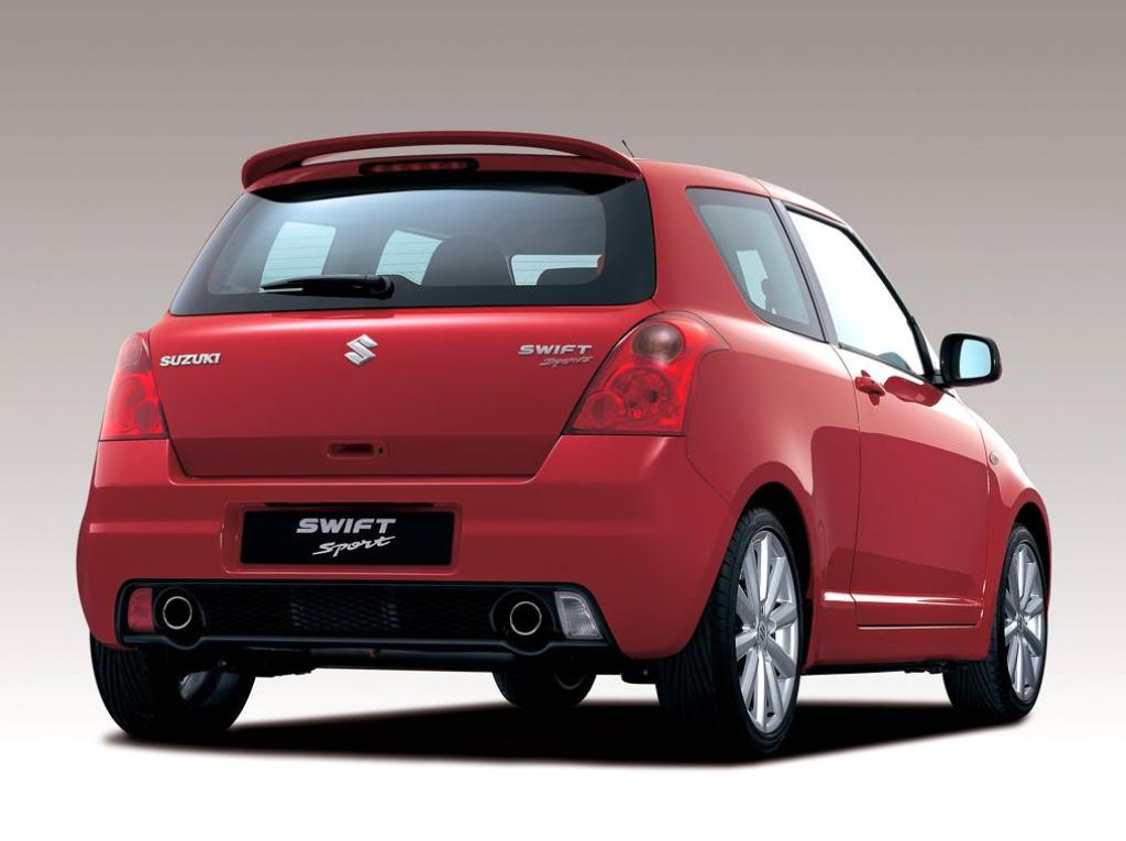 suzuki swift sport premiere voiture auto titre. Black Bedroom Furniture Sets. Home Design Ideas